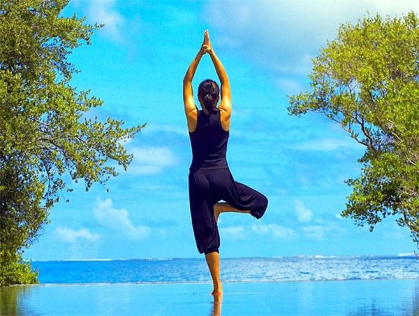 5 поз йоги, чтобы успокоить беспокойство