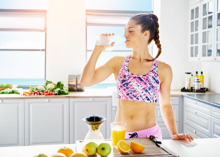 5 фитнес-завтраков, чтобы начать день с энергией